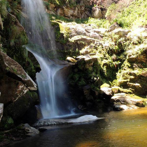 Cascada Las Petacas