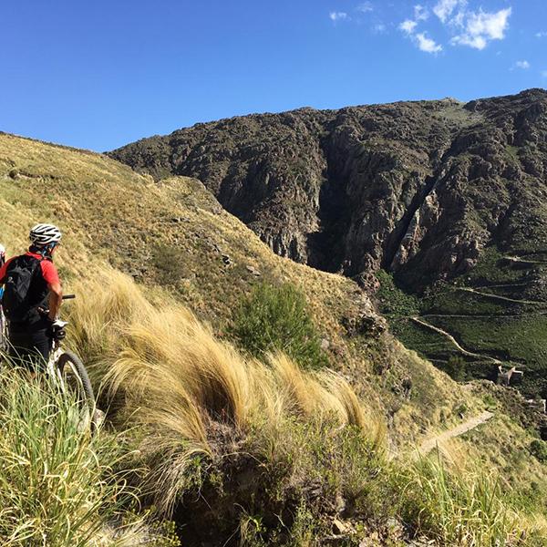 Pueblo Escondido Treck & Bike