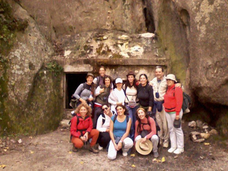 Los Gigantes Cueva Busse Grawitz