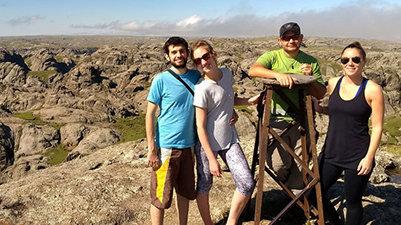 Los Gigantes Cerro Mogote