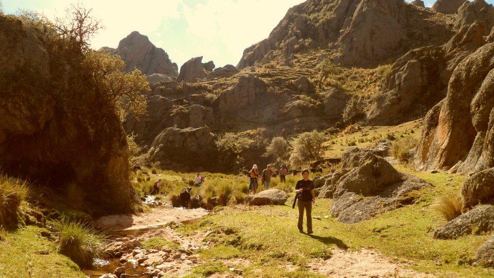 Valle de los Lisos